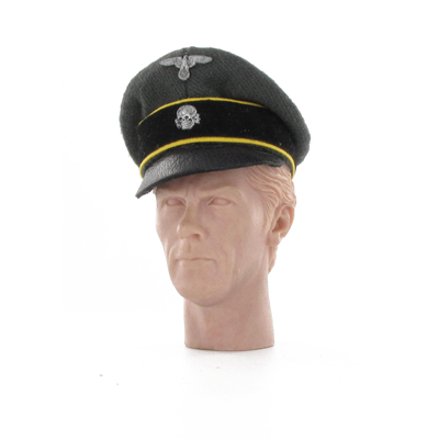 Elite Schirmmütze yellow piping Visor Cap