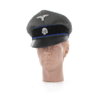 Elite Schirmmütze blue piping Visor Cap