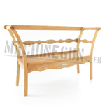 Bench seat (Natural color)