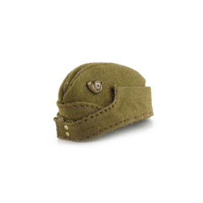 British forage cap King's Own Light Infantry