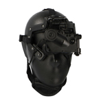 Thales OB70 Lucie NVG with Face Mask (Black)