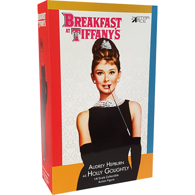 Breakfast At Tiffany - Audrey Hepburn As Holly Golightly