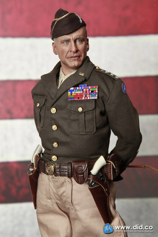 the general george patton scandal