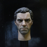 Headsculpt Hugh Laurie