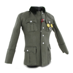 M36 Jacket with Insignias