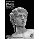 David Headsculpt (Funny Version)