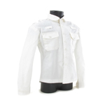 British Metropolitan Police Duty Shirt (White)