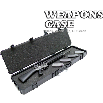Weapon case BLACK