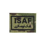ISAF patch