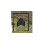 Sergeant patch