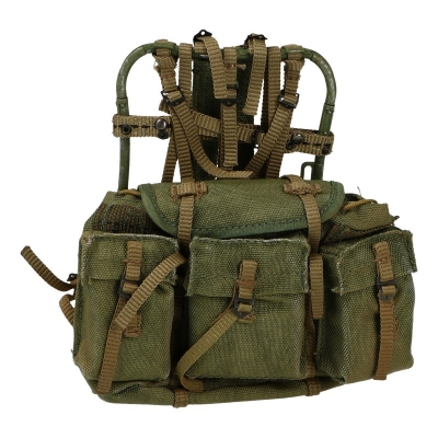 P68 Lightweight Rucksack with Frame (Olive Drab)