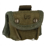 Worn Jungle First Aid Jungle Pouch (Olive Drab)