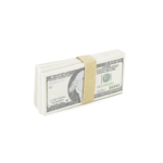 Bundle of bank notes