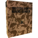 British Army in Afghanistan - Minimi Gunner (Exhibition Limited)