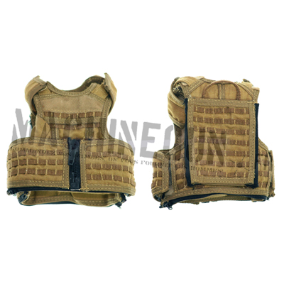 Interceptor TAN vest
