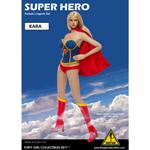 Female Super Hero Kara Set