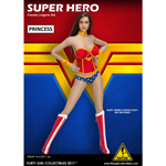 Female Super Hero Princess Set
