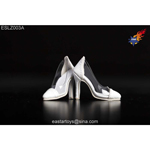High Heels Female Shoes (White)