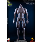 Heroik Muscle Body (Without head)