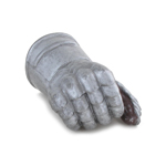 Armored Gloved Right Hand (Grey)