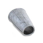 Die Cast Forearm Protection (Grey)