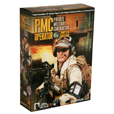 pmc private military contractor 07 ver. limited edition
