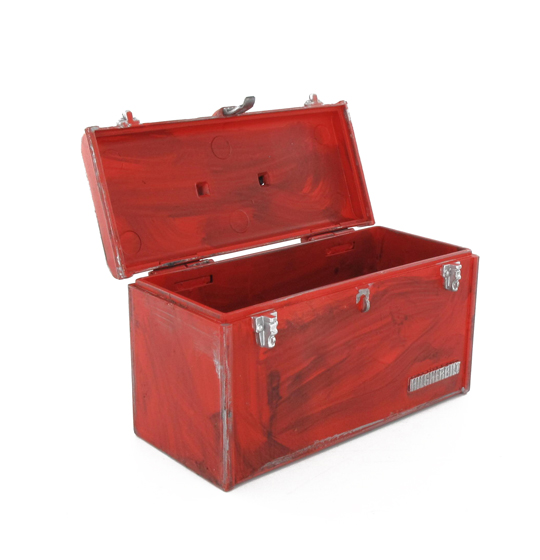 Astounding Red Toolbox Toys The Baby In The Hangover Caraccident5 Cool Chair Designs And Ideas Caraccident5Info