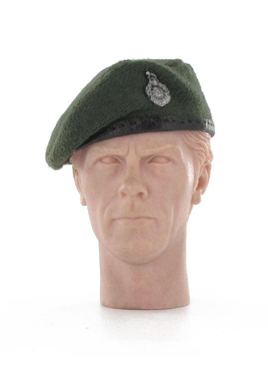 British Royal Marines green beret
