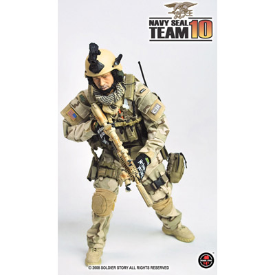 1//6 Scale Mode US Navy SEAL Explosive Ordnance Disposal UNIT Shoes Combat Boots