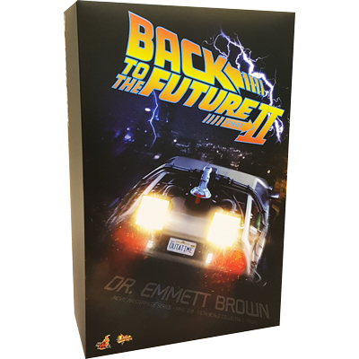 Back To The Future Part II - Dr Emmet Brown