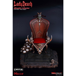 Death's Warrior - Lady Death 2.0 Throne