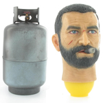 Primo headsculpt w/ gaz bottle