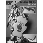 Tactica Shield (Olive Drab)