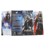 Thor : The Dark World Leaflet