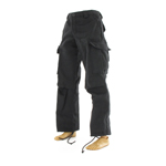 Black BDU trousers