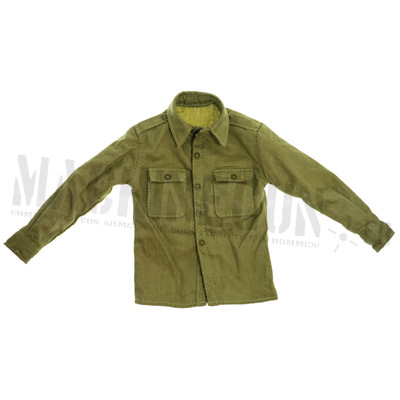 Officer tropical field shirt