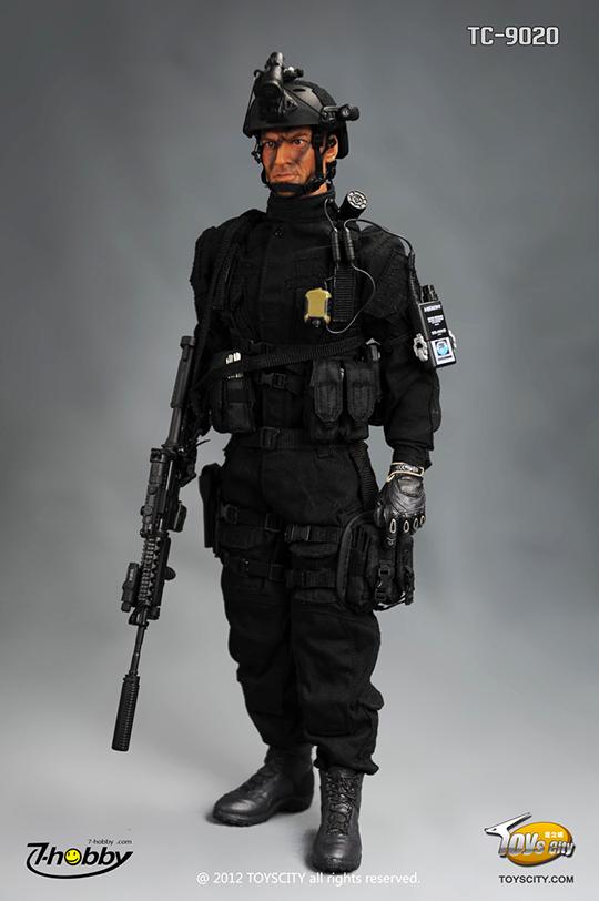 u s  navy seal sdvt-1 - combat diver toys city