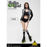 Roller Girl Set (Black)