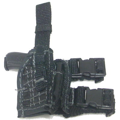 holster eagle black