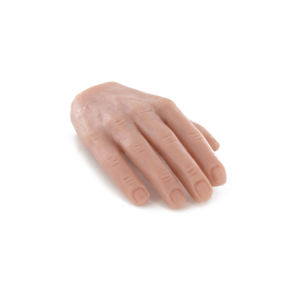 Right Caucasian hand (Type A)