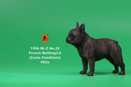 French Bulldog Dogs 3.0 Set (Black)