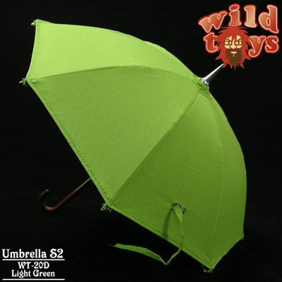 Green umbrella