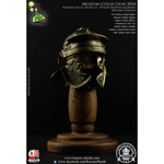 Museum Collection - Roman Imperial Gallic Model H Die Cast Helm (Bronzed Version)