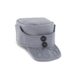 Chinese Cap (Grey)