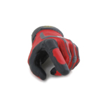 M-Pact Gloved Left Hand (Red)
