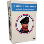 Ilmary Juutilainen - 3LeLv 24 Finnish Air Force Fighter Ace