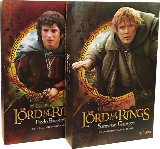 Lord Of The Rings - Sam & Frodo