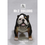 British Bulldog King Box (Black)