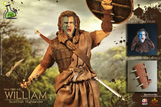 Scottish Highlander - William (Deluxe Version)