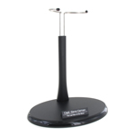 Captain Gene Cernan Display Stand (Black)